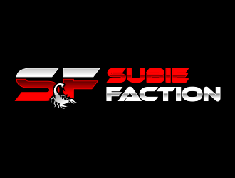 Subie Faction logo design concepts #19