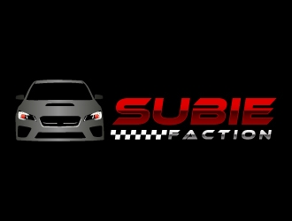Subie Faction logo design concepts #21