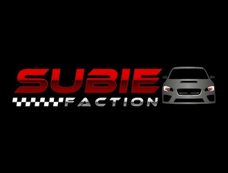 Subie Faction logo design concepts #22