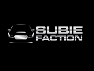 Subie Faction logo design concepts #25