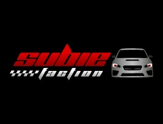 Subie Faction logo design concepts #26