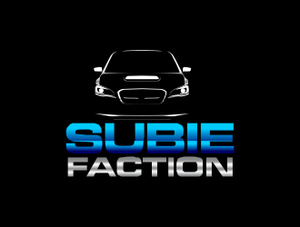 Subie Faction logo design concepts #28