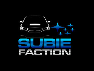 Subie Faction logo design concepts #29