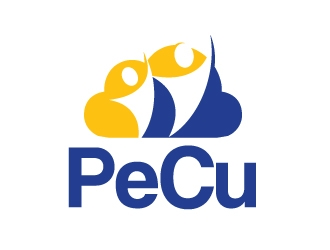 PeCu logo design concepts #1
