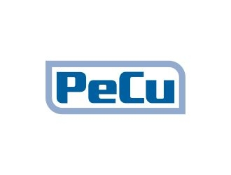 PeCu logo design concepts #7