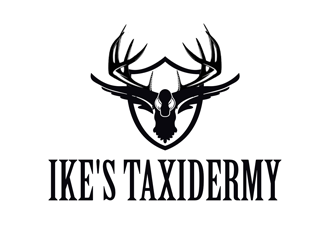 Glaise Creek Taxidermy logo design concepts #23