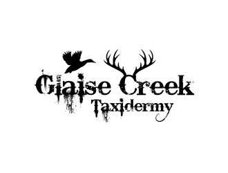 Glaise Creek Taxidermy logo design concepts #26