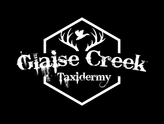 Glaise Creek Taxidermy logo design concepts #27