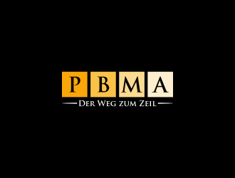 PBMA logo design concepts #4
