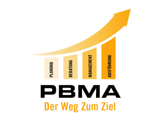PBMA logo design concepts #8