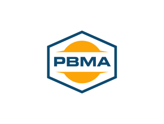 PBMA logo design concepts #9