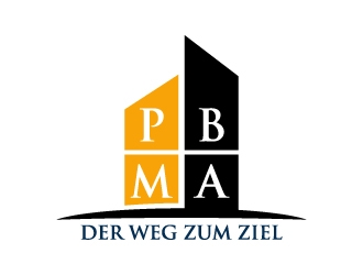 PBMA logo design concepts #13