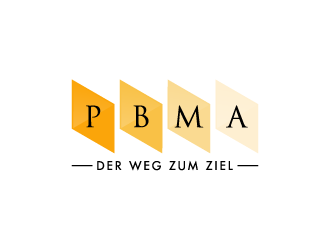 PBMA logo design concepts #17