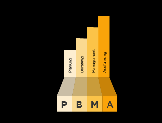 PBMA logo design concepts #27