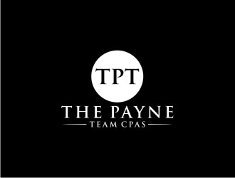 The Payne Team CPAs  logo design concepts #3