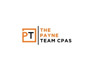 The Payne Team CPAs  logo design concepts #4