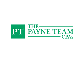 The Payne Team CPAs  logo design concepts #6