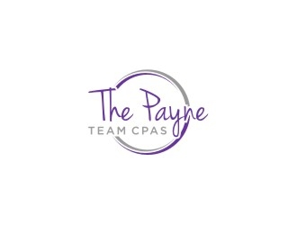 The Payne Team CPAs  logo design concepts #7