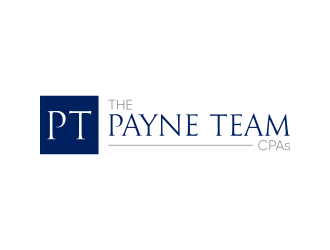 The Payne Team CPAs  logo design concepts #8