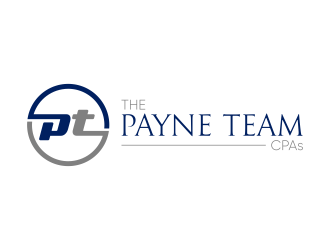 The Payne Team CPAs  logo design concepts #9