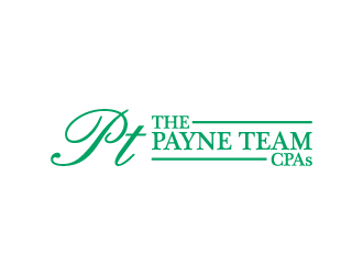 The Payne Team CPAs  logo design concepts #12