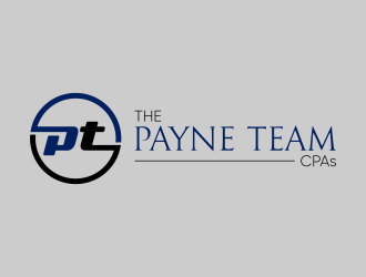 The Payne Team CPAs  logo design concepts #14