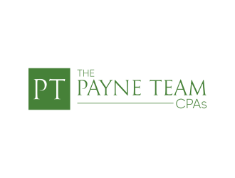 The Payne Team CPAs  logo design concepts #1
