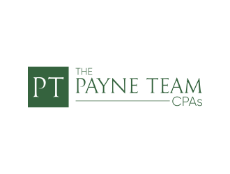 The Payne Team CPAs  logo design concepts #2