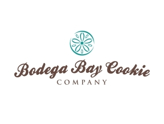 Bodega Bay Cookie Company logo design concepts #1