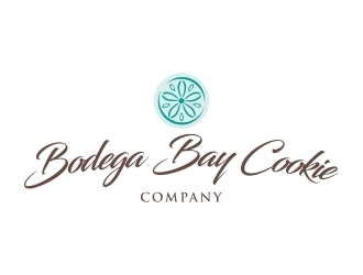 Bodega Bay Cookie Company logo design concepts #2