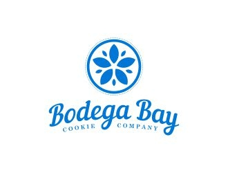 Bodega Bay Cookie Company logo design concepts #3