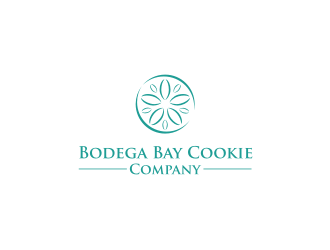 Bodega Bay Cookie Company logo design concepts #5