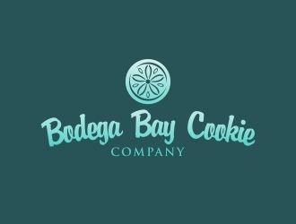 Bodega Bay Cookie Company logo design concepts #6