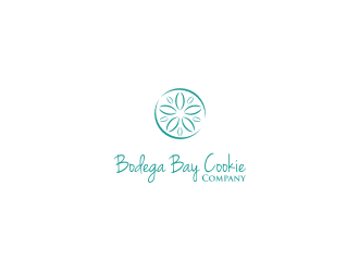 Bodega Bay Cookie Company logo design concepts #7
