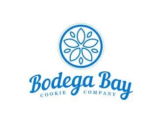 Bodega Bay Cookie Company logo design concepts #9