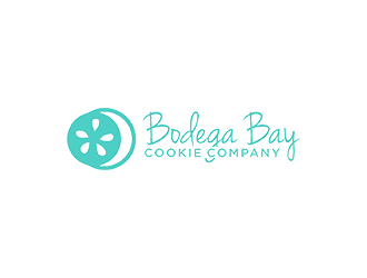 Bodega Bay Cookie Company logo design concepts #10