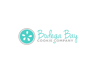 Bodega Bay Cookie Company logo design concepts #12