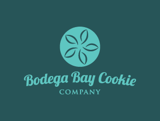 Bodega Bay Cookie Company logo design concepts #15