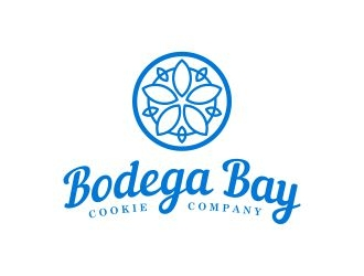Bodega Bay Cookie Company logo design concepts #16