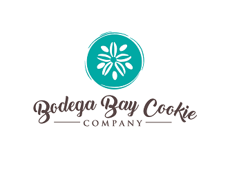 Bodega Bay Cookie Company logo design concepts #17