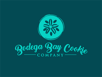 Bodega Bay Cookie Company logo design concepts #18