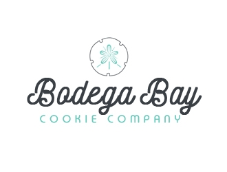 Bodega Bay Cookie Company logo design concepts #21