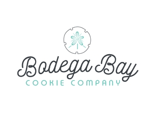 Bodega Bay Cookie Company logo design concepts #22