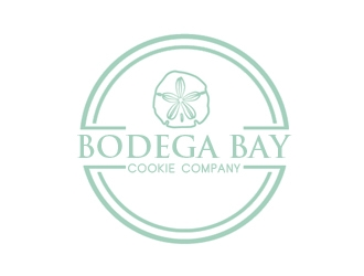 Bodega Bay Cookie Company logo design concepts #23