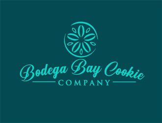 Bodega Bay Cookie Company logo design concepts #25