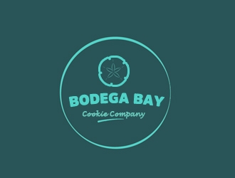 Bodega Bay Cookie Company logo design concepts #26