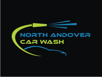 North Andover Car Wash logo design concepts #3