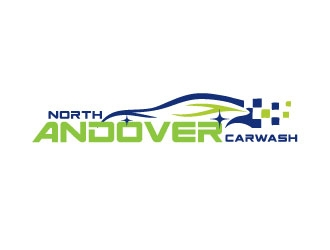 North Andover Car Wash logo design concepts #7