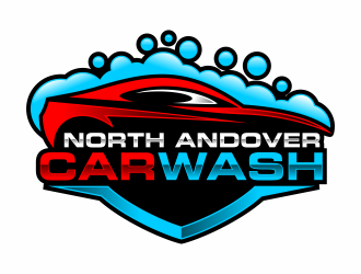 North Andover Car Wash logo design concepts #2