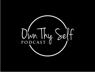 Own Thy Self Podcast / OTS Podcast logo design concepts #2